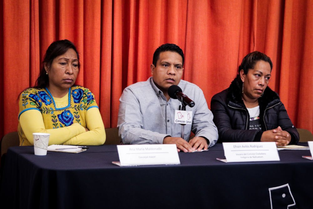 <br>Activistas de Nahuatzen cumplen 2 años presos; su proceso, estancado