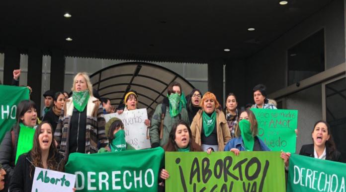 Interrupción legal del embarazo en EDOMEX