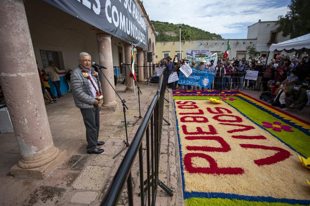 AMLO visitará Temacapulín para saber la decisión de las comunidades sobre la Presa El Zapotillo